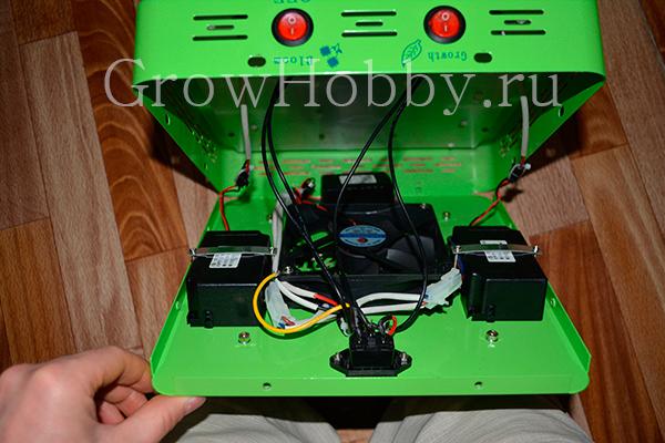 Светодиодная фитолампа для растений, Reflector 150 LED